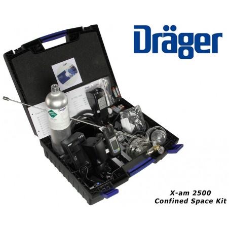 Drager - 8327116 Drager X-am CSE Kit Premium (US version)