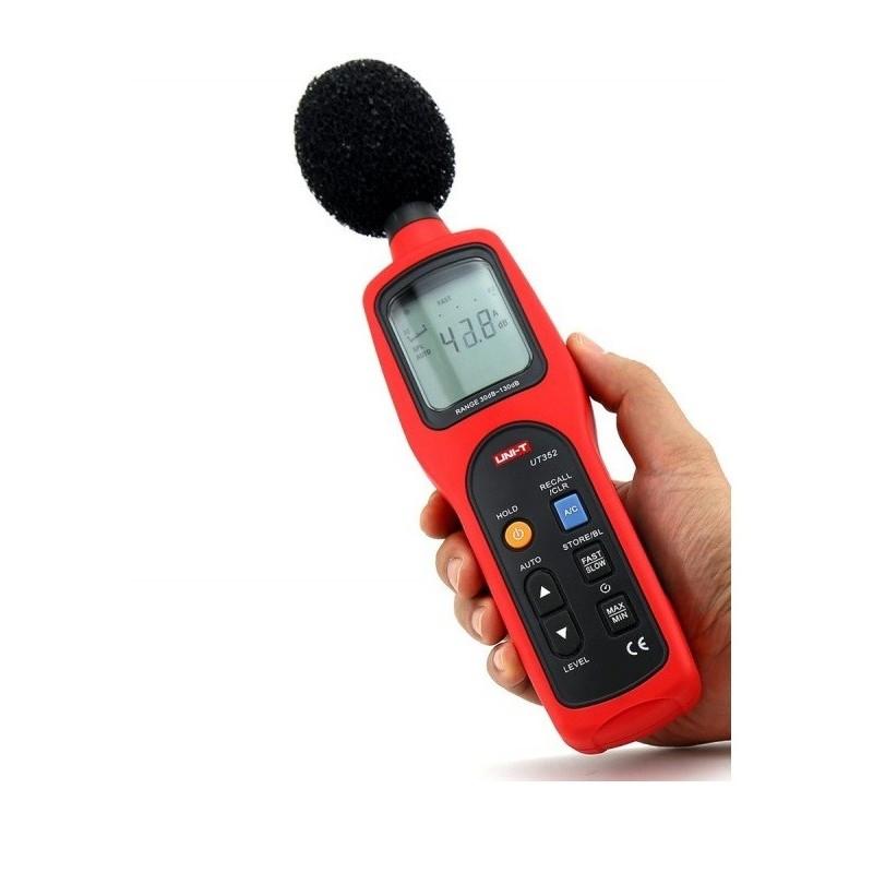 UNI - T Sound Level Meter - UNI-T UT352