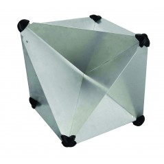 "18"" Folding Tetrahedral Radar Reflector RORC 340 x 340mm"