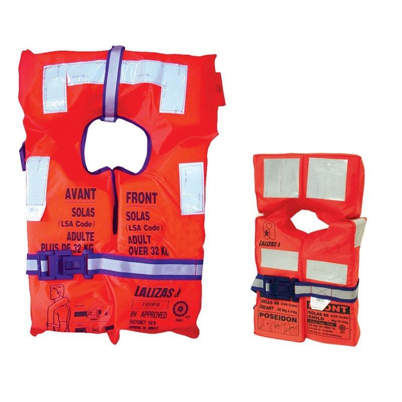 Lalizas SOLAS Lifejacket (L.S.A Code)