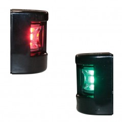 Lalizas FOS LED 12 Set Port & Starboard Light side mount 112.50