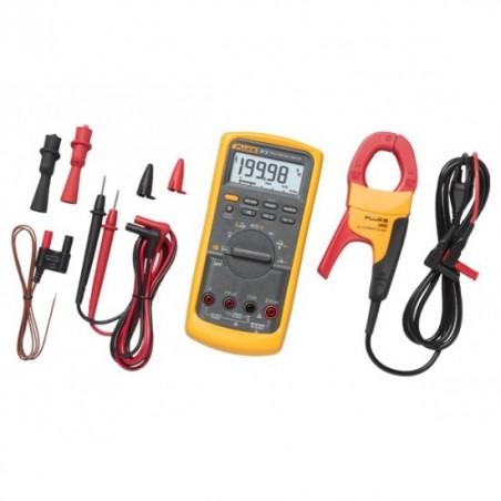 Fluke 87V/IMSK Industrial Multimeter Service Combo Kit