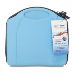 Reliance CoolTherm First Aid Kit for Burns in Blue Soft Aura Box
