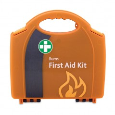 Reliance Burns First Aid Kit in Orange Integral Aura Box