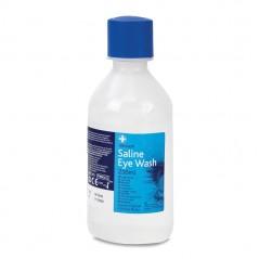Reliance Reliwash Saline 500ml, 250ml Bottle Eyewash