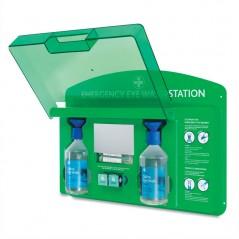 Reliance Saline Complete Premier Eyewash Station