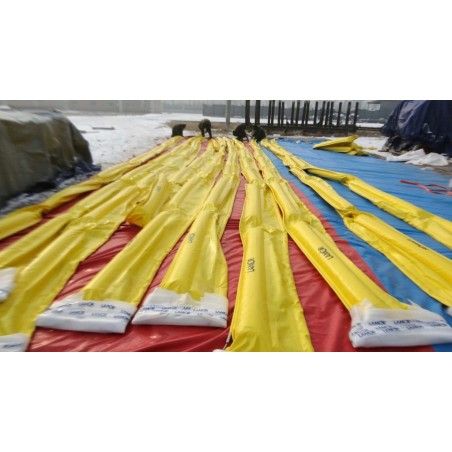 Lamor Solid Flotation Containment Boom