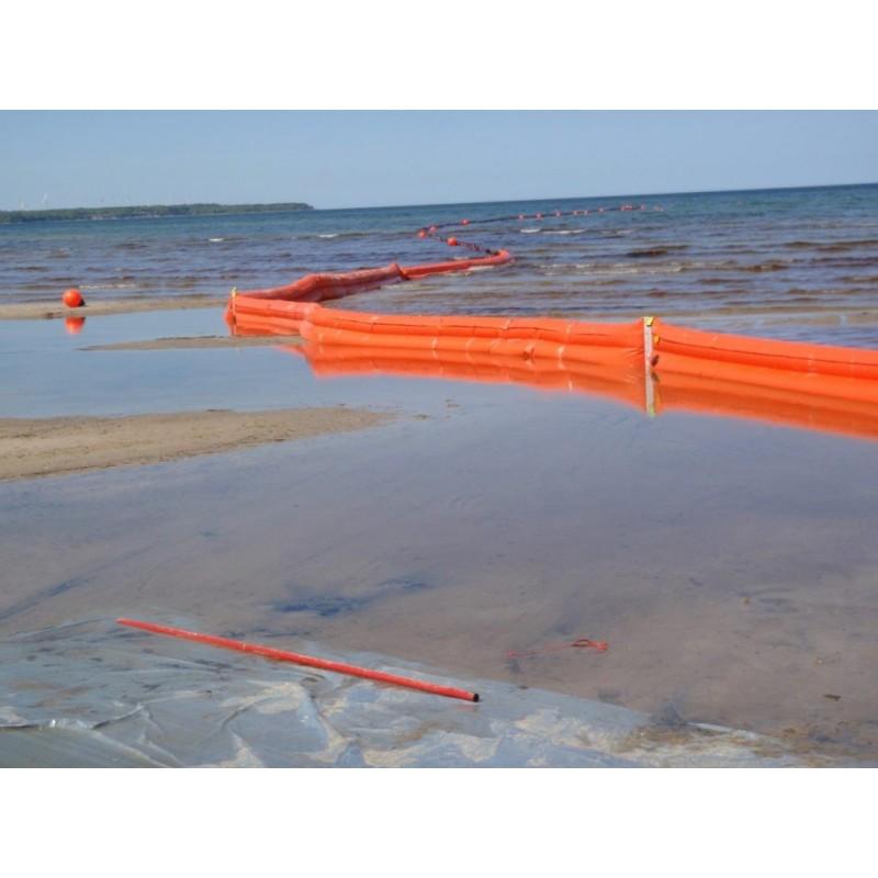 Lamor Beach Sealing Oil Containment Boom