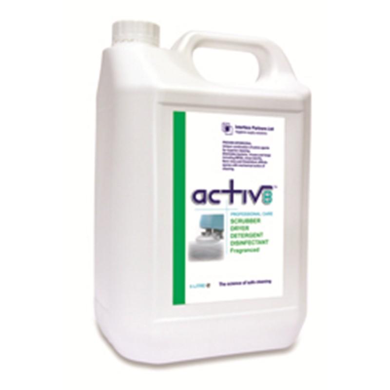 Activ8 Scrubber Dryer Detergent 5ltr Fragranced