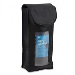 Reliance Eye Wash Belt Pouch in Black Vinyl Pouch