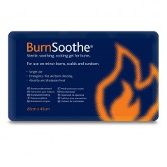 Reliance BurnSoothe 20cm x 45cm Single Burn Dressings