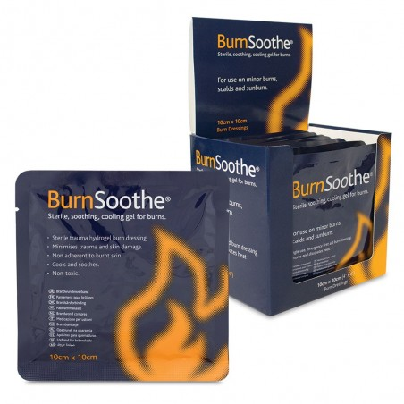 BurnSoothe 10cm x 10cm