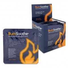 Reliance BurnSoothe 5cm x 15cm is Emergency first aid burn dressing, relieves pain, cools & comforts, helps prevent contaminatio