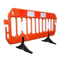 Vision Barrier Traffic Barricades