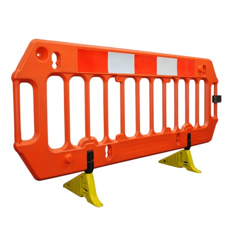 Tuff Barrier Traffic Barricades