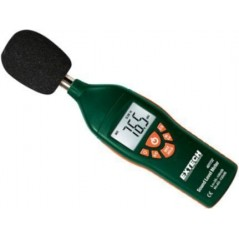 Extech 407732: Low/High Range Sound Level Meter