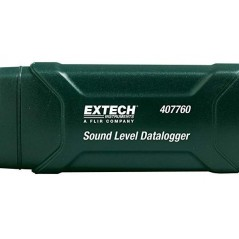 Order Extech 407760: USB Sound Level Datalogger, Looking for supplier, cheap price of Extech USB Sound Level Datalogger