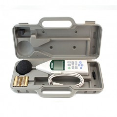Order for your Extech 407780A: Integrating Sound Level Meter with USB from major Supplier of  Sound Level Meter with USB