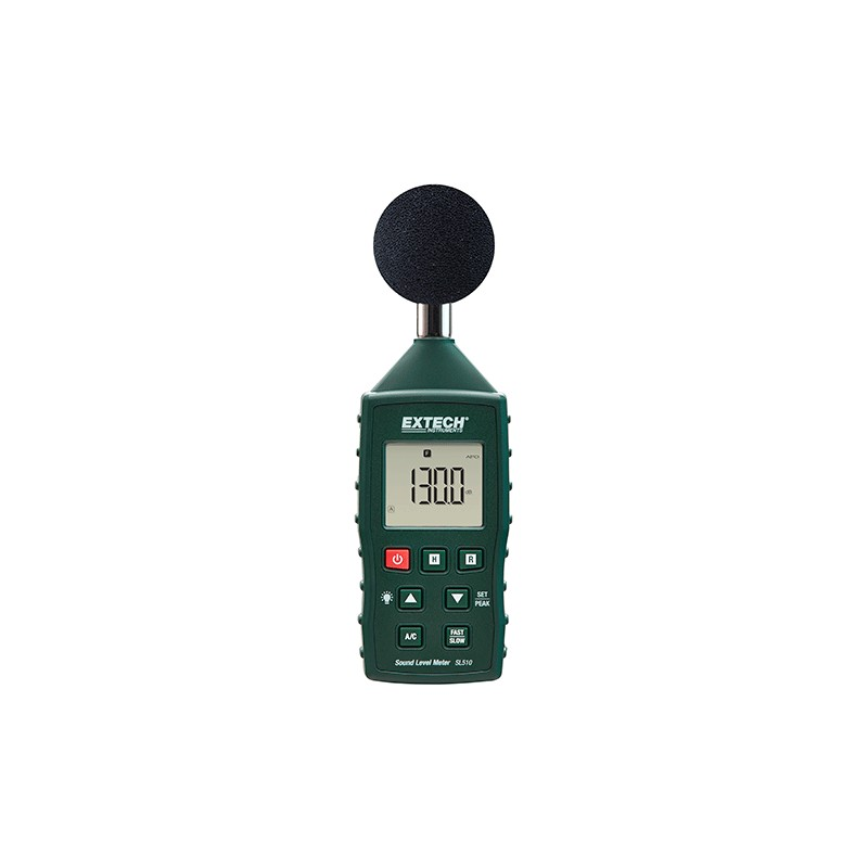 Buy Extech SL510: Sound Level Meter, looking for where to order for Sound Level Meter, we are major supplier of Extech