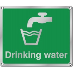 Buy your Drinking Water Signs online at safety nigeria - Ensure staff and visitors are aware of safe drinking water - Order Drin