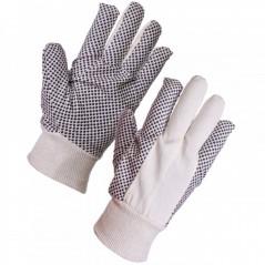 Demac Polka Dotted Safety Hand Glove