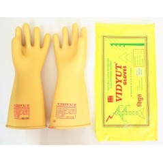 Vidyut Electrical Rubber Hand Gloves 11 KVA