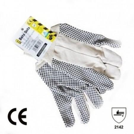 BETA Polka Dotted Hand Glove