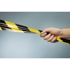 Non Adhesive Hazard Barrier Tape