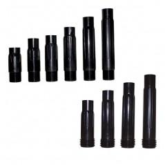 Tungsten Carbide All Poly Nozzles
