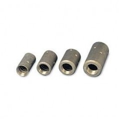 When longer lasting nozzle holders are needed, use our brass couplings to satisfy your needs   Brass nozzle holders are heavy an
