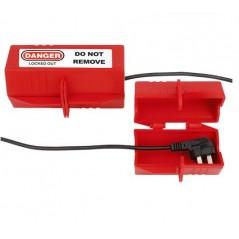 Electrical Safety Plug Lockout - 110V, 220V, 500V