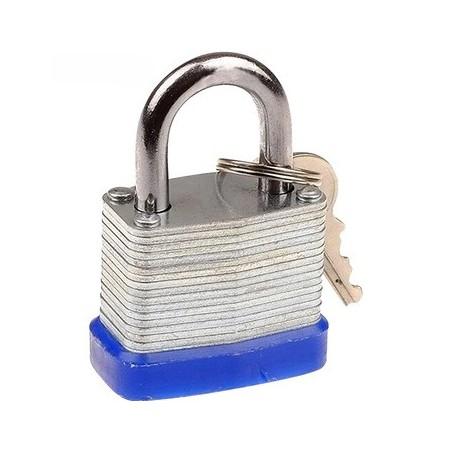 Laminated Steel Safety Padlock