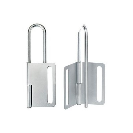 Butterfly Aluminum Steel Lockout Hasp