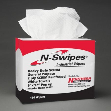 N-Swipes Industrial Wipers