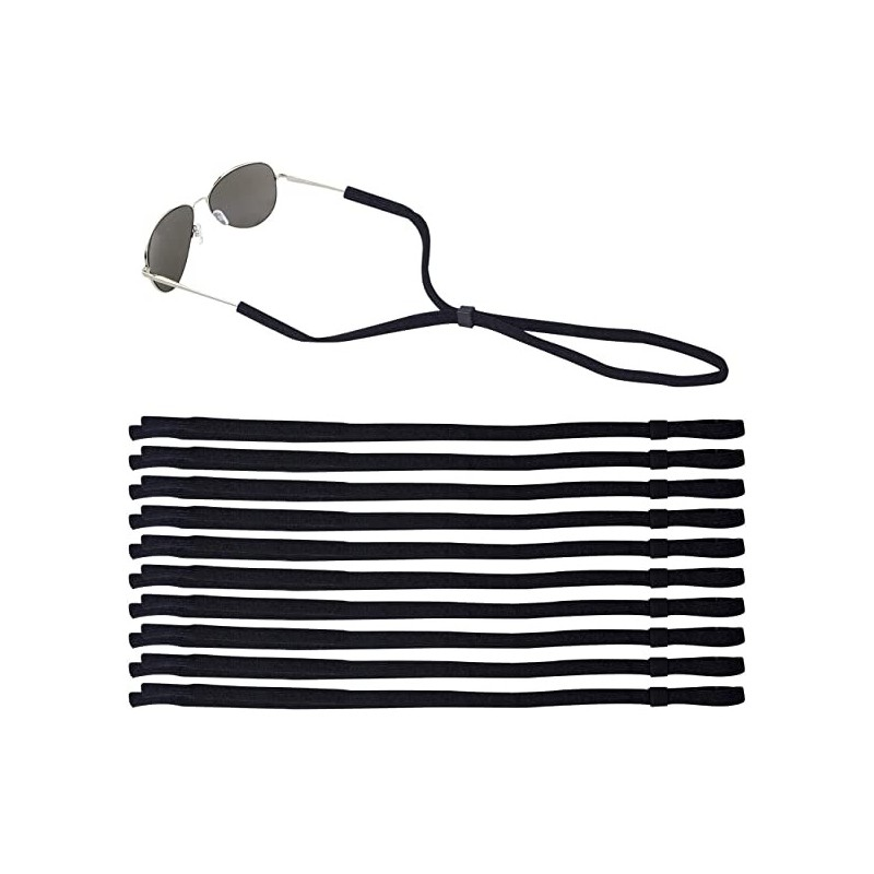 Safety Eyewear Glasses Lanyard - 12 Pack Glasses Strap