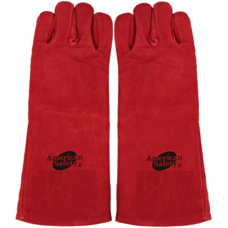 American Safety Welding Leather Hand Glove