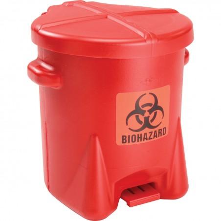 Eagle 943BIO, 945BIO, 947BIO Step-On Biohazard Waste Containers