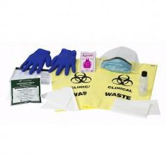 Zeomed ZEOBZ001 Biohazard Body Fluid Spill Response Kit
