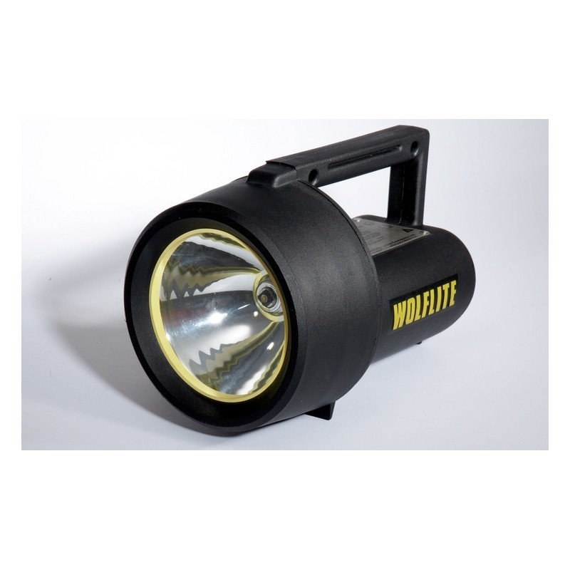 Wolflite ATEX H-251ALED Rechargeable Handlamp
