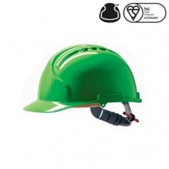 JSP MK7 High Temperature vented Safety Helmet
