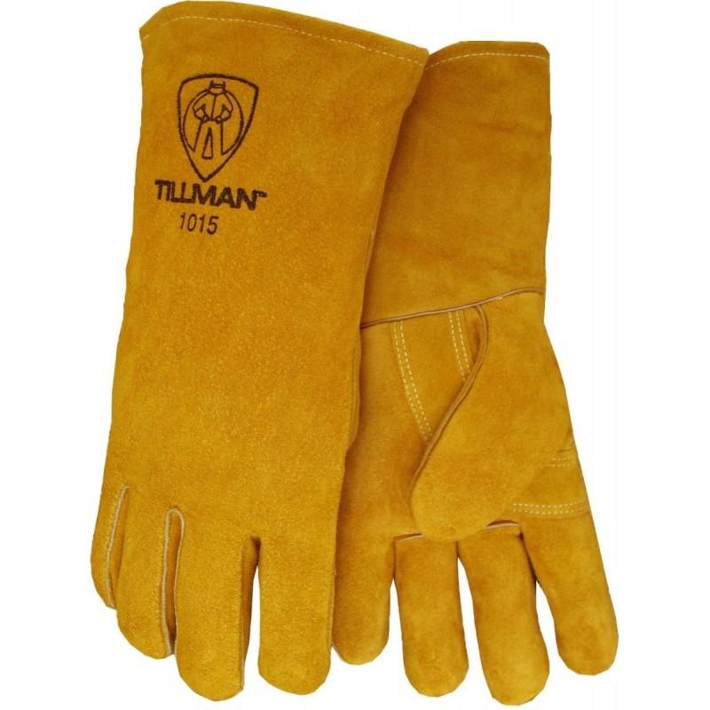 Tillman 1015 Leather Welding Hand Glove - Large