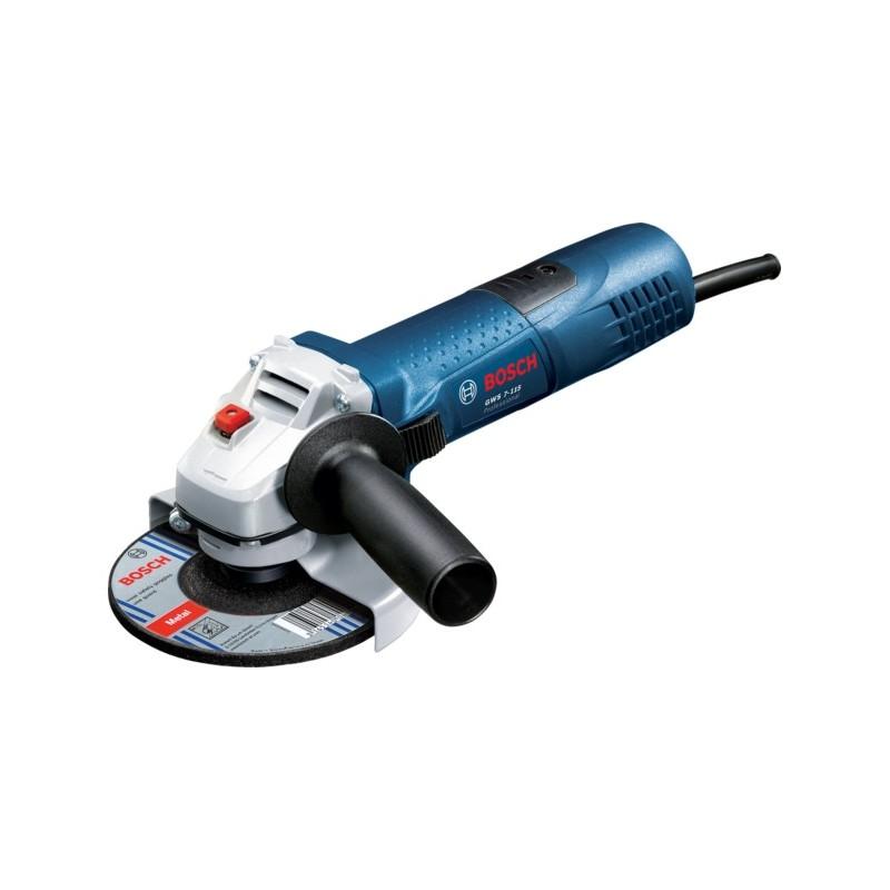 Bosch Angle Grinder GWS 7-115 Professional