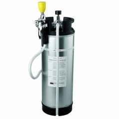 Speakman SE-597 5 Gallon Pressurized Portable Eyewash with Drench Hose