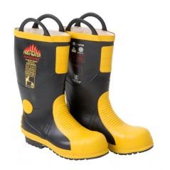 Harvik Firefighter Steel Toe Boot