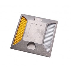Aluminium Cat Eyes Reflective Road Traffic Stud Light