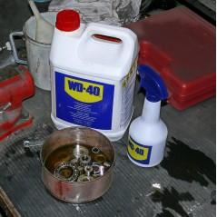 WD-40 44506 5 Litre Multi-Purpose Metal Lubricant