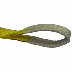 3 Tons Flat Polyester Woven Webbing Lifting Sling Belt