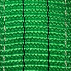 2 Tons Flat Polyester Woven Webbing Lifting Sling Belt