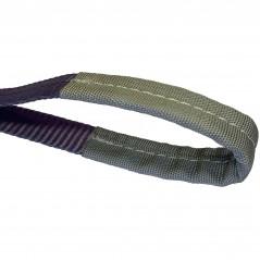 1 Ton Flat Polyester Woven Webbing Lifting Sling Belt