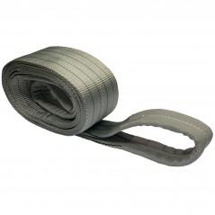 4 Ton Flat Polyester Woven Webbing Lifting Sling Belt